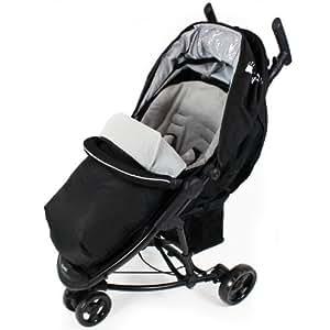 Baby Travel Universal-Fußsack für Kinderwagen, 2-teilig