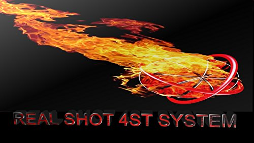 REAL SHOT 4ST SYSTEM get your perfect basketball shooting form. The system to find your own perfect shooting form (English Edition)