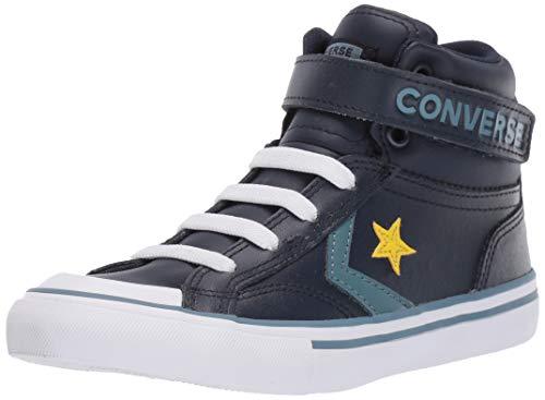 Converse Unisex-Kinder Chuck Taylor All Star Hohe Sneaker Blau (Obsidian/Celestial Teal 000) 34 EU