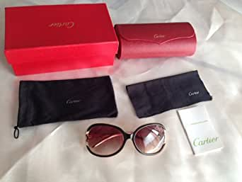 Authentic Cartier Women Sunglasses (Limited Edition)