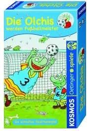 Die Olchis werden Fußballmeister (Kinderspiel)