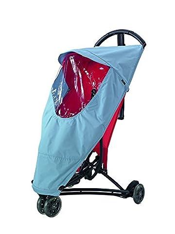 Quinny Regenverdeck, geeignet für den Yezz und Yezz Air Buggy, transparent