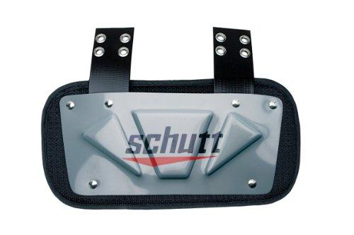 Schutt Varsity Back Plate Test