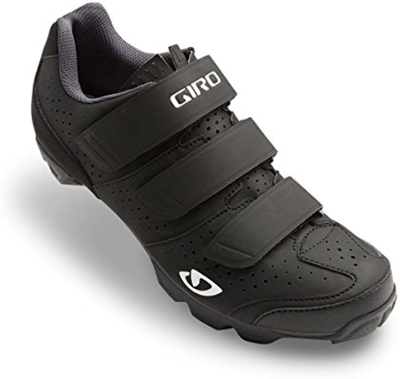 Giro Zapatillas MTB Mujer Riela R Mountain Negro-Gris