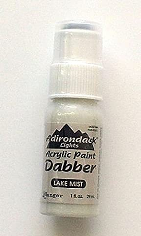 Lights/Lake Mist Adirondack Acrylic Paint Dabbers 1 Ounce Bottle ALD-22336