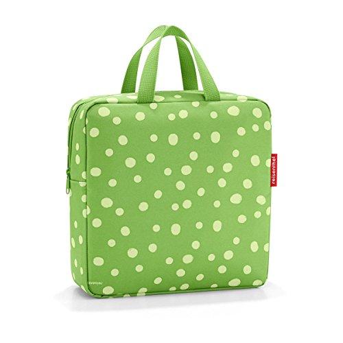 reisenthel foodbox iso M 28 x 28 x 10 cm 7 Liter spots green