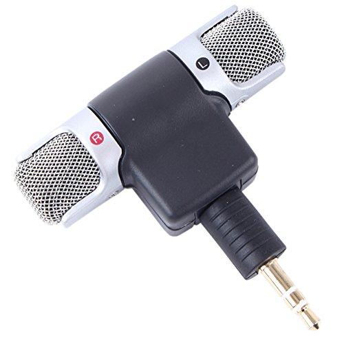 Mini Microphone Digital Stereo Portable pour Sony MIC-DS70P Enregistreur d'ordinateur