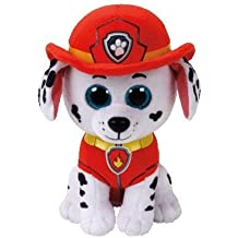 TY - Patrulla Canina: Marshall, 15 cm (United Labels Ibérica 41211TY)