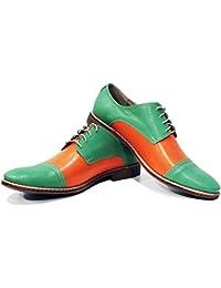 Salabobo Brogue Hombre, Color Naranja, Talla 41