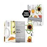 Molecule-R - Kit de iniciación a la gastronomía molecular + GRATIS 40 recetas - CUISINE R-EVOLUTION