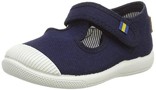 Kavat Mölnlycke Tx, Baskets Basses mixte enfant Bleu - Blau (89)