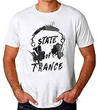 Photo de ABDesign State of Trance T-Shirt pour Hommes par ABDesign