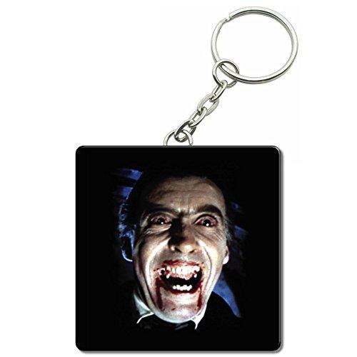 Offizielles Hammer House of Horror Dracula Gesicht Schlüsselanhänger House Of Dracula
