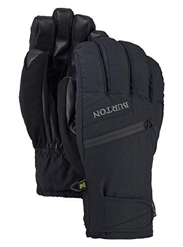 Burton Herren Snowboardhandschuhe GORE UNDERGLOVE, True Black, L, 10354100002 (Snowboard-handschuhe Burton Gore)