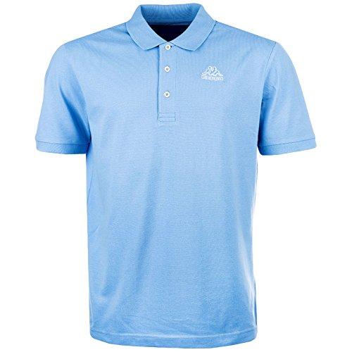 Kappa Omni, Poloshirt mit Kurzarm Blau - viele Farben wählbar