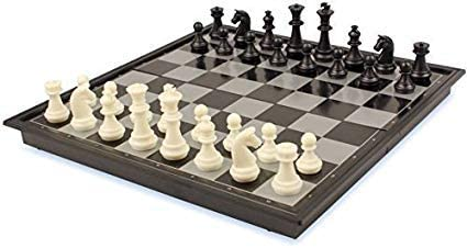 Lootcart Magnetic Chess Board Game 10 Inch Chess Board