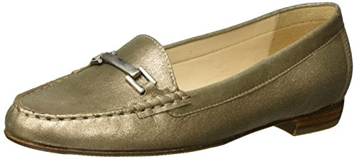 Sioux Damen Sedina Mokassin, Gold (Cork), 40 EU (6.5 UK) (Damen-trense)