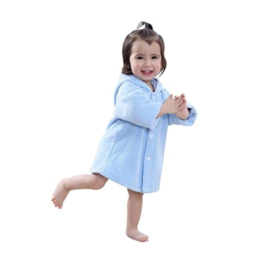Lovely-Cotton-Towel-Kids-accappatoi-Baby-Bear-Styling-Sleepwear-Robe-Baby-Cosplay-Pigiama