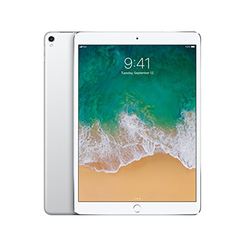 "Price comparison product image Apple iPad Pro 10.5"" 256GB Wi-Fi - Silver"