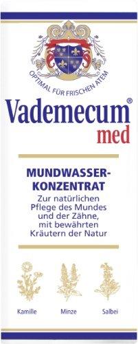 Vademecum Med Mundwasser-Konzentrat, 75 ml -