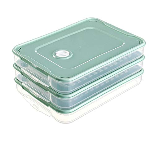 Verde TOPBATHY Refrigerador Estante de Almacenamiento Frigor/ífico Organizador de cajones Extraer bandejas Nevera Estante Titular Caja de Almacenamiento Estantes de Cocina