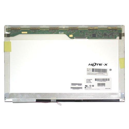 Ecran TFT, Dalle LCD 15.4 WXGA 1280x800 de remplacement, compatible pour Fujitsu Siemens Amilo D1840, 30 broches, 1 x néon ( 1 x CCFL ), NOTE-X / DNX