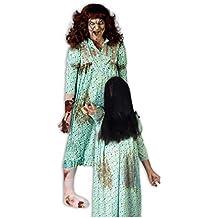 87f617d5f268 Horror-Shop Zombie costume camicia da notte esorcista One Size