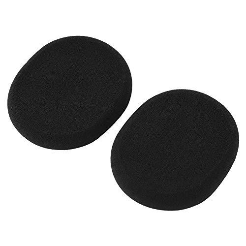 Tihebeyan 1 Paar Komfortable Ohrpolster für Kopfhörer Schaumkopfhörer für Logitech H800 H150 H110
