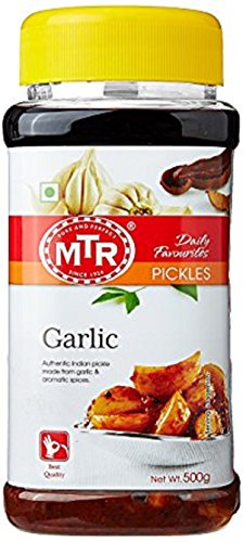 Mtr Garlic Pickle, 500g