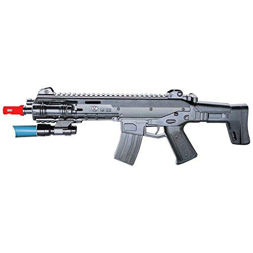 Pistola Giocattolo a Pallini,Pistola Giocattolo Con Luce,NAVY SEALS, Miglior Regalo