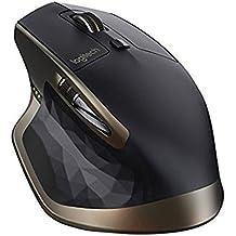 Logitech MX Master kabellose Maus für Windows/Mac mit Verbindungsmöglichkeiten (Bluetooth, Unifying)
