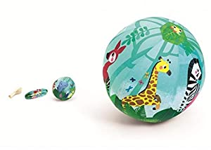 Djeco Juego Habilidad Jungle Ball (32056), Multicolor (1)
