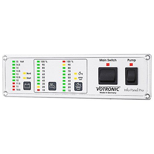 Preisvergleich Produktbild Votronic 5330 Info Panel Pro