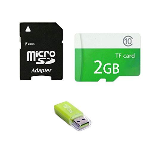 lorjoy 128MB / 256MB / 512MB / 1GB / 2GB / 4GB / 8GB / 16GB / 32GB / 64GB / 128GB Scheda Micro SD Smartphone Tablet Camera Memoria di archiviazione