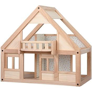 Plan Toys 7110 My First Dolls House Amazon Co Uk Toys
