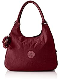 Kipling Bagsational, Borse a Tracolla Donna, Rosso (Crimson), 39x34.5x16 cm (B x H x T)