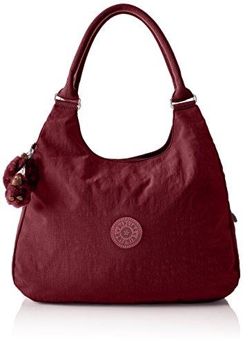 Kipling K15295 Damen Schultertaschen 39x34.5x16 cm (B x H x T), Rot (A12 Crimson)