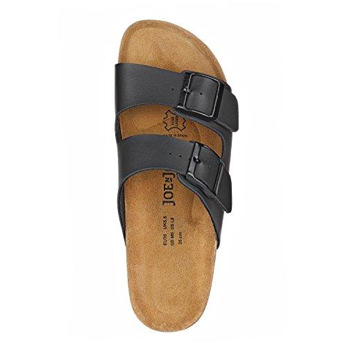 JOE n JOYCE London Synsoft. JOE n JOYCE London: il sandalo per chi è attento ai propri piedi - stretta - Black
