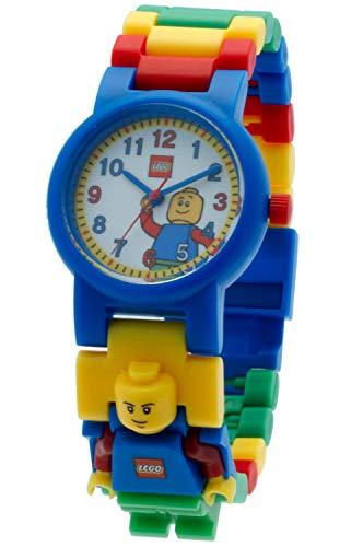 Reloj modificable infantil con figurita de LEGO Classic 8020189