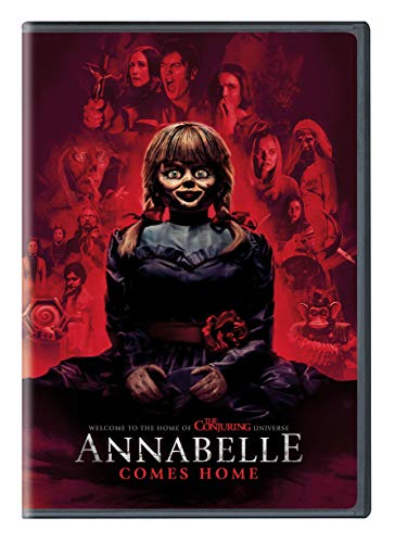 Annabelle Comes Home [DVD] [2019]