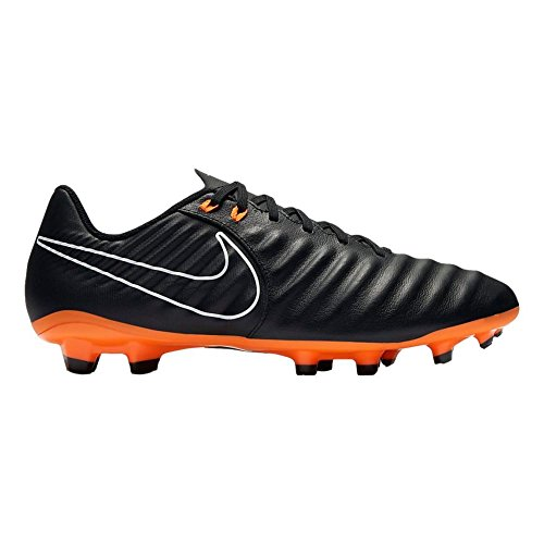 sports shoes 8ed86 d2d1b Nike Herren Legend 7 Academy FG Fußballschuhe, Schwarz (Black Black White