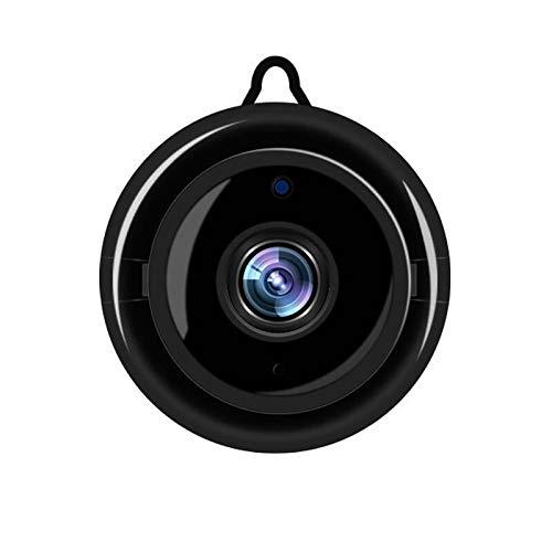 La grabadora de video oculta es la cámara oculta portátil de bolsillo más pequeña del mundo.lo que lo hace perfecto como cámara de seguridad inalámbrica para el hogar o cámara doméstica / niñera / monitor para bebés con cámara para grabar imágenes in...