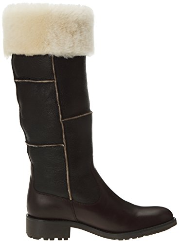 Aigle Chantewarm Sh2, Bottes femme Marron (Dark Brown)