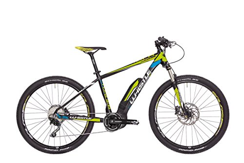 Whistle E-Bike Yonder 27.5\'\' 10 velocità taglia 46 Brushless Yamaha 36V 250W (eMTB Hardtail) / E-Bike Yonder 27.5\'\' 10 speed size 46 Brushless Yamaha 36V 250W (eMTB Hardtail)