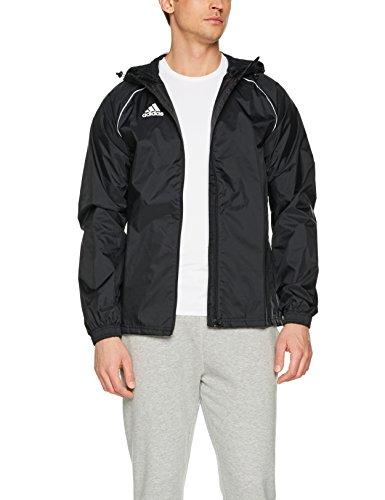 adidas Herren Core 18 Regenjacke, Black/White, XXXL