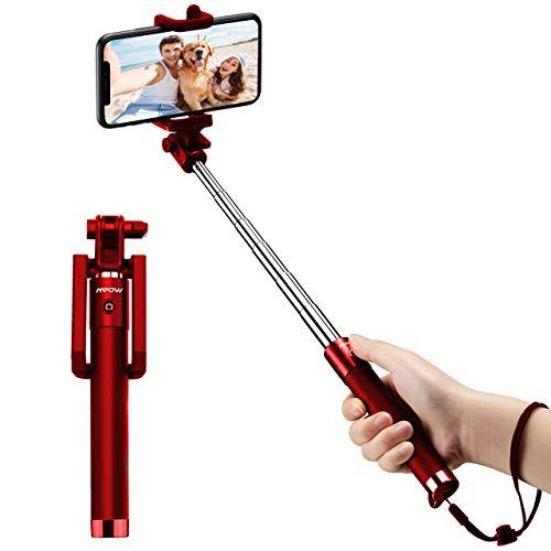 Mpow Palo Selfie Bluetooth Flash Led Selfie Sticks