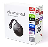 iBubble Chromecast Anycast WiFi Wireless Display Hdmi for Android/iOS Devices (Black)