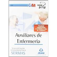 Test - Auxiliares Enfermeria Servicio Salud Madrid (Madrid (mad))