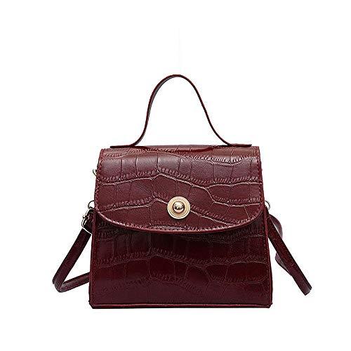 Ears Damen Taschen Frauen kleine Weihnachten Unisex Mode Muster Schulter Messenger Bag Handtasche Rucksack Kindertasche Mini-Tasche Umhängetasche Bankett Party Canvas Tasche