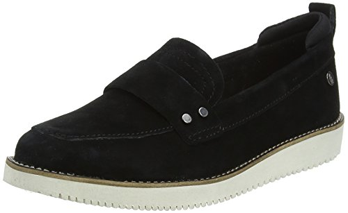 Hush Puppies Damen Chowchow Slipper, Schwarz (Black), 36 EU
